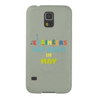Capinha Galaxy S5 Os engenheiros são em maio Z863d nascidos
