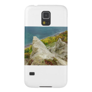 Capinha Galaxy S5 Penhascos de giz na ilha Ruegen