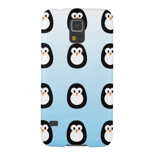 Capinha Galaxy S5 Pinguim 2