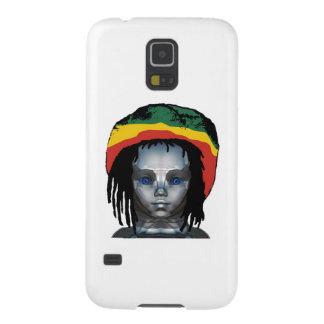 Capinha Galaxy S5 Robótica Rastafarian