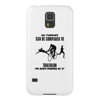 Capinha Galaxy S5 Tensão e design impressionante do TRIATHLON