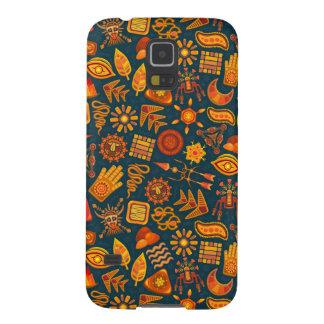Capinha Galaxy S5 Teste padrão tribal