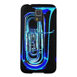 Capinha Galaxy S5 Tuba azul