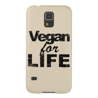 Capinha Galaxy S5 Vegan para a VIDA (preto)