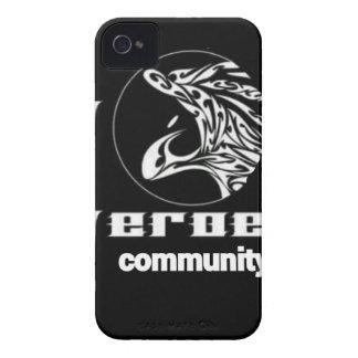 Capinha iPhone 4 A comunidade dos heróis