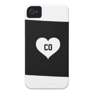 Capinha iPhone 4 Amor de Colorado
