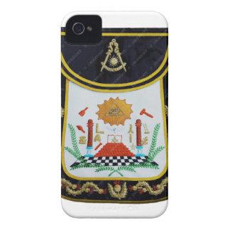 Capinha iPhone 4 Avental extravagante do mestrado passado