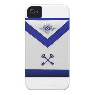 Capinha iPhone 4 Avental maçónico do tesoureiro