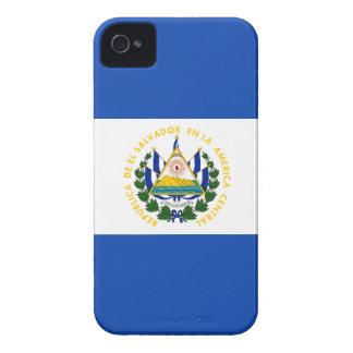 Capinha iPhone 4 Baixo custo! Bandeira de El Salvador