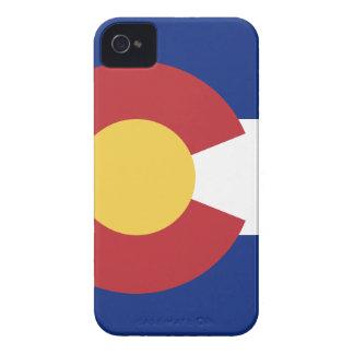 Capinha iPhone 4 Bandeira de Colorado