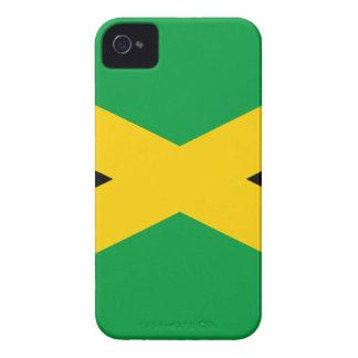 Capinha iPhone 4 Bandeira jamaicana