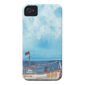 Capinha iPhone 4 Barco de pesca