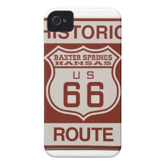 CAPINHA iPhone 4 BAXTERSPRINGS66