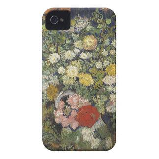 Capinha iPhone 4 Buquê das flores em um vaso