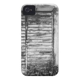 Capinha iPhone 4 Bw esquecido loja abandonado