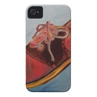 Capinha iPhone 4 Calçados de sela