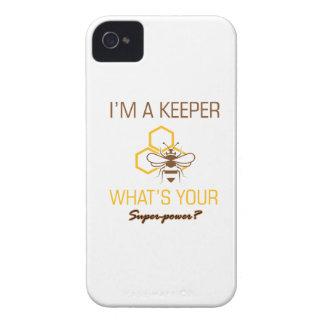 Capinha iPhone 4 Camiseta do depositário da abelha