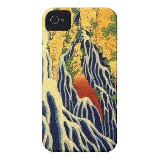 Capinha iPhone 4 Camponeses e cachoeira