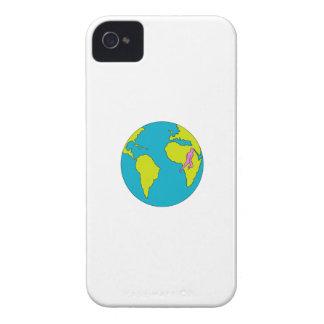 Capinha iPhone 4 Corredor de maratona que funciona Ámérica do Sul