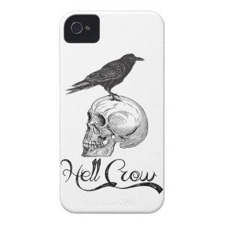 Capinha iPhone 4 Corvo o Dia das Bruxas do inferno