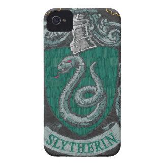 Capinha iPhone 4 Crista de Harry Potter   Slytherin - vintage