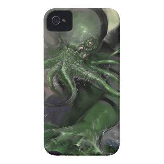 Capinha iPhone 4 Cthulhu cavalo-força de aumentação Lovecraft