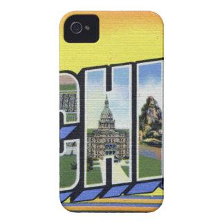 Capinha iPhone 4 Cumprimentos de Michigan