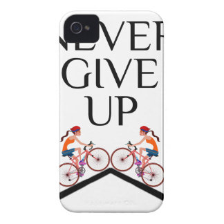 Capinha iPhone 4 Dê nunca nunca mantêm-se acima ir