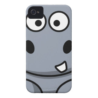 Capinha iPhone 4 Desenhos animados do Hippopotamus