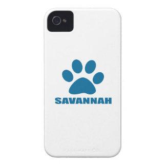 CAPINHA iPhone 4 DESIGN DO CAT DO SAVANA
