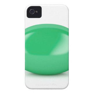 Capinha iPhone 4 Doces duros envolvidos verde