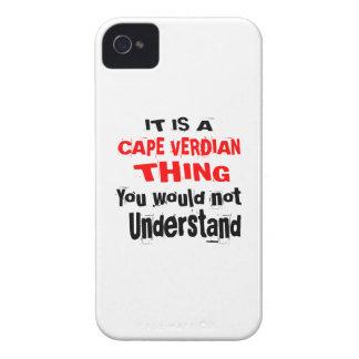CAPINHA iPhone 4 É DESIGN DA COISA DO CABO VERDIAN