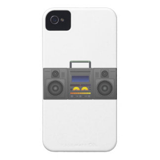 Capinha iPhone 4 estilo Boombox de Hip Hop dos anos 80