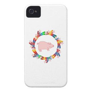 Capinha iPhone 4 Estrelas do porco