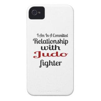 Capinha iPhone 4 Eu estou em uma relação cometida com lutador do