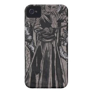 Capinha iPhone 4 Floresta da borboleta por Carter L. Shepard