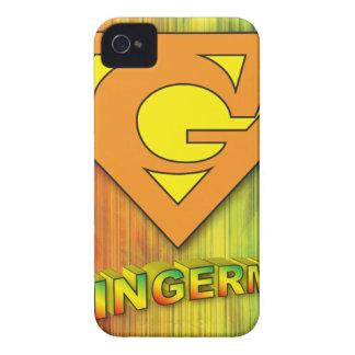 Capinha iPhone 4 Gingermon