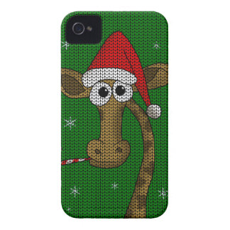 Capinha iPhone 4 Girafa do Natal