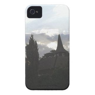 Capinha iPhone 4 Igreja do por do sol