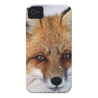 Capinha iPhone 4 imagem extravagante da raposa