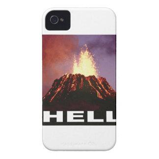 Capinha iPhone 4 inferno do vulcão