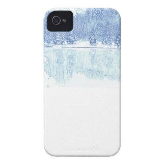 Capinha iPhone 4 inverno