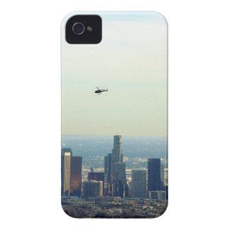 Capinha iPhone 4 LA e helicóptero