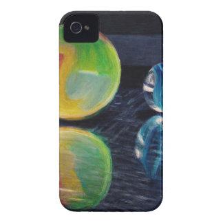 Capinha iPhone 4 Luz de mármore