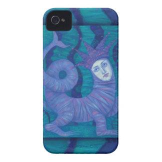 Capinha iPhone 4 Melusine, Melusina, fantasia, surreal, espírito da