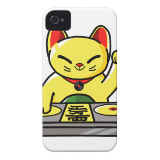Capinha iPhone 4 Meow-sician