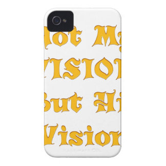 Capinha iPhone 4 Não minha visão mas sua visão