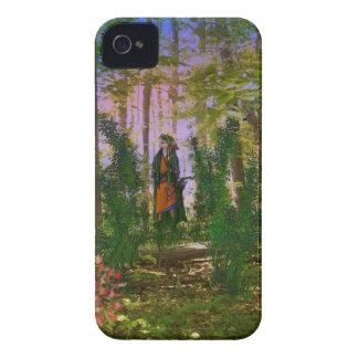 Capinha iPhone 4 Nas madeiras