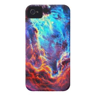 Capinha iPhone 4 Nebulosa composta da estrela da cor imponente