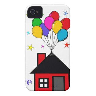 Capinha iPhone 4 Nós movemos a casa nova